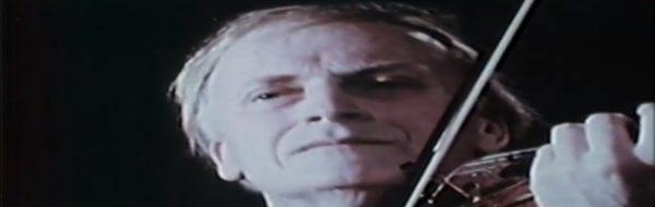 Recordamos el Día Internacional de la Música 2020 según la UNESCO de la mano de Yehudi Menuhin: ahora más que nunca 'Música contra el coronavirus'
