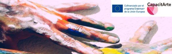Proyecto Erasmus + 'Capacitarte': Guía de recursos de 'Arte contra el coronavirus'