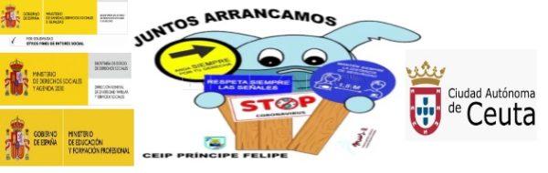 El MUS-E colabora con el CEIP Príncipe Felipe (Ceuta) para hacer frente al coronavirus