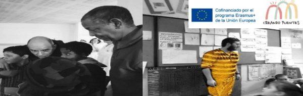 Las actividades del Proyecto Erasmus+ 'Creando Puentes', en la escuela EB1 / JI Maria da Luz de Deus Ramos, escuela del MUS-E Lisboa, se reiniciaron en octubre