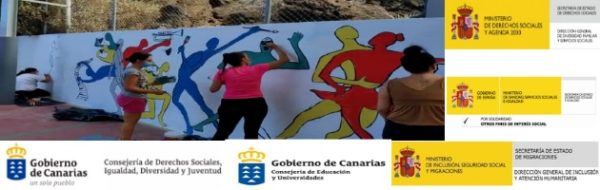 Arrancamos el curso 2020/2021 en el CEIP Milagros Acosta: las familias se apuntan a trabajar desde el Arte, por el encuentro y la convivencia para un futuro diferente