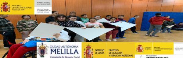 Calentamos motores en Melilla de cara al inicio del curso y recordamos lo vivido antes del confinamiento