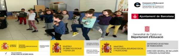 Aquellas coreografías y las ilusiones intactas en la Escola Cal Maiol