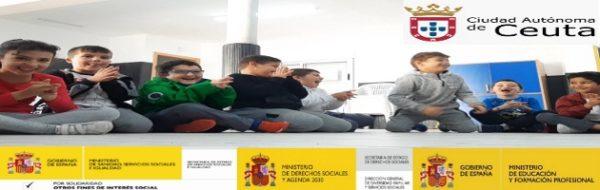 Ceuta: Vuelta al cole con la sonrisa de siempre y con la esperanza puesta en el futuro