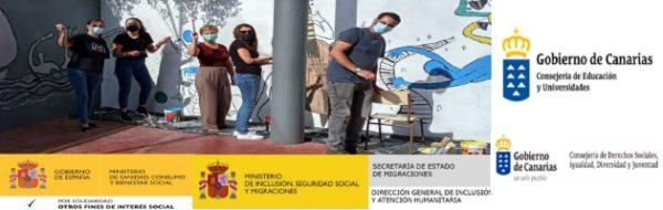 CEIP Milagros Acosta: seguimos trabajando desde el Arte, ahora con los profes y las profes
