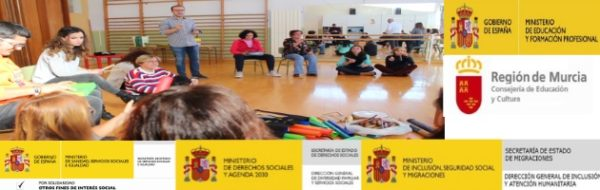MUS-E Murcia: a la espera de iniciar los trabajos, aprovechamos para contar cosas de antes del confinamiento en el CEIP Barriomar 74 y el CEIBAS Salzillo