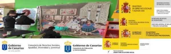 Canarias: desde la Plástica quizá no podamos compartir los materiales pero sí las ideas
