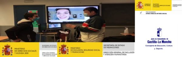 'Ausencias y presencias': seguimos con el trabajo en Castilla-La Mancha, ahora en el IESO Harévolar