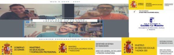 Castilla-La Mancha: arrancamos también con el MUS-E en el CEIP San Ildefonso