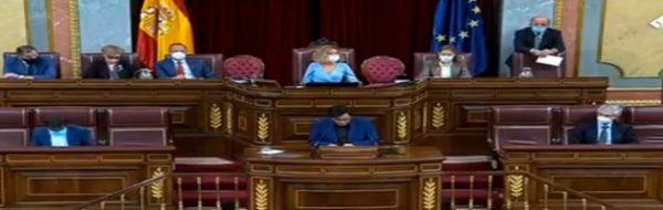 El Congreso de los Diputados aprueba una Declaración Institucional para conmemorar el Día Universal de los Derechos del Niño