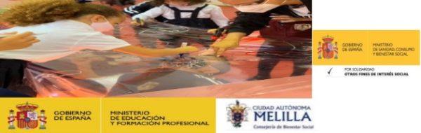 MUS-E Melilla: más Artes Plásticas, más nuevas miradas con Silvia Fernández en el CEIP Pedro de Estopiñán
