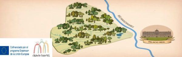 'Creando Puentes': la URJC elabora un mapa interactivo sobre la Casa de Campo