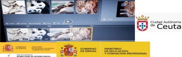 'Arte contra el coronavirus': Sonia Escolano, artista MUS-E de Ceuta, nos muestra cómo editar vídeos en 'Ice Cream'