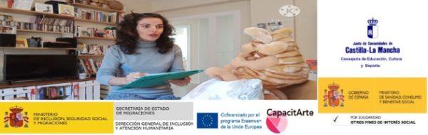 Dibujo-Entrevista, la nueva propuesta online de Inma Haro para Castilla-La Mancha y 'Capacitarte'