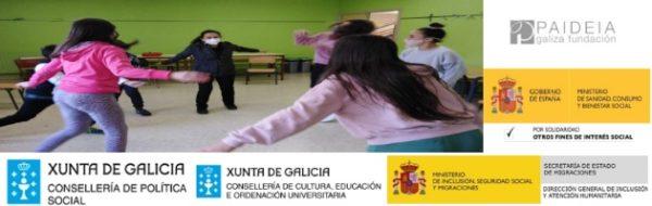 """Mercedes Prieto, artista MUS-E Galicia: """"En la situación sanitaria en la que nos encontramos, danzar es la mejor forma de sentir el ritmo de la vida"""""""
