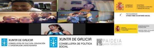 Sesiones con familias en el CEP Casares y en el CRA María Zambrano