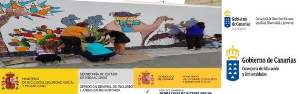 CEIP Nieves Toledo: ponemos en valor a la mujer canaria, a la mujer trabajadora del campo