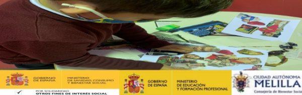 CEIP Pedro Estopiñán: jugamos con el collage para vivir la nueva realidad
