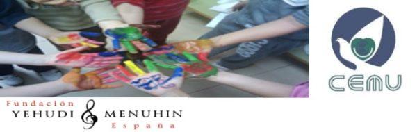 La Fundación Yehudi Menuhin y la CiudadEscuela Muchachos se unen para apoyar a niñas, niños y adolescentes de Madrid y de Europa