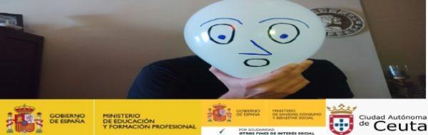 'Arte contra el coronavirus': porque tod@s contamos, tod@s participamos, tod@s creamos: 'Del globo al personaje'