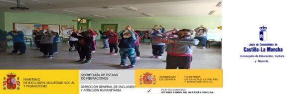 Yoga, Danza, gestión de emociones y concentración: el CEIP Fuente del Oro, por encima de las circunstancias