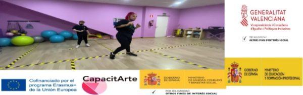 'Capacitarte': Tutoriales de Danza Urbana para luchar contra los estigmas y estereotipos (y III): 'locking'