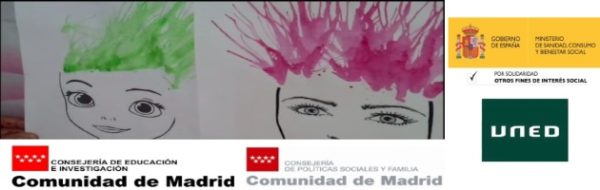 'Arte contra el coronavirus': porque tod@s contamos, tod@s participamos, tod@s creamos: 'Creaciones plásticas y emociones por medio de la técnica del soplo'