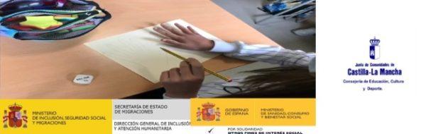 Abrazos lejanos: el alumnado del IESO Harévolar pone en práctica el tutorial de los abrazos