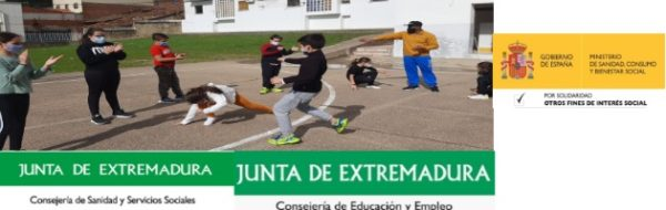 'Arte contra el coronavirus': porque tod@s contamos, tod@s participamos, tod@s creamos. Capoeira en el CEIP Francisco Parras para trabajar nuestras capacidades