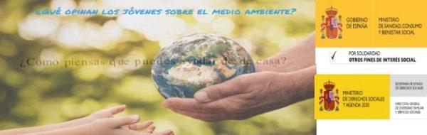 Agenda 2030: los y las jóvenes ante el reto de cuidar el medio ambiente