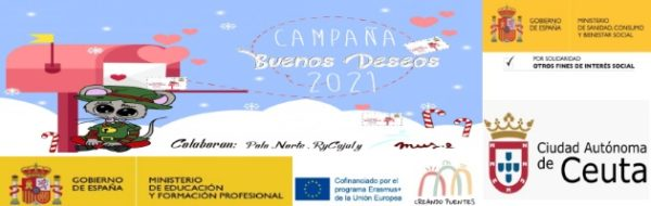 'Buenos Deseos 2021', la excelente iniciativa del CEIP Ramón y Cajal (Ceuta)
