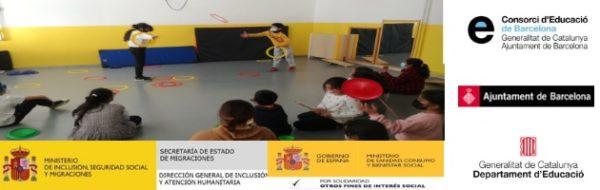 CEIP Concepción Arenal: Circo para entender que no hay errores, solo juego y aprendizaje