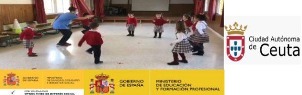 Los más y las más peques del CEIP Rosalía de Castro se apasionan con la Danza