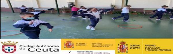 Tod@s contamos, tod@s participamos, tod@s creamos: Danza en el CEIP Vicente Aleixandre (Ceuta)