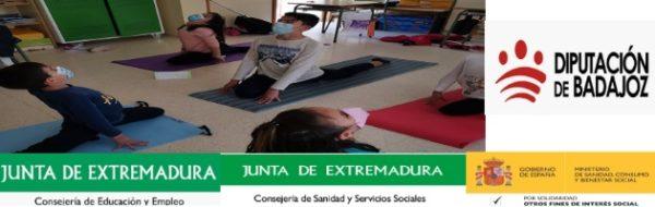 CRA La Raya: con el Yoga soñamos y dejamos libre la imaginación