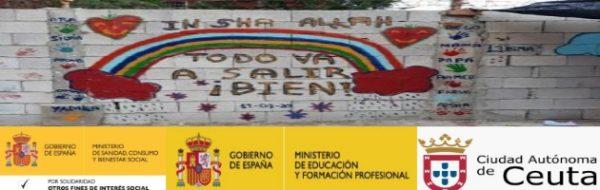 Cerramos el curso escolar en este último trimestre del año con el XIII Día MUS-E Ceuta