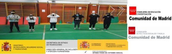 IES Madrid Sur: Danza y coreografía, con Mario Marcol