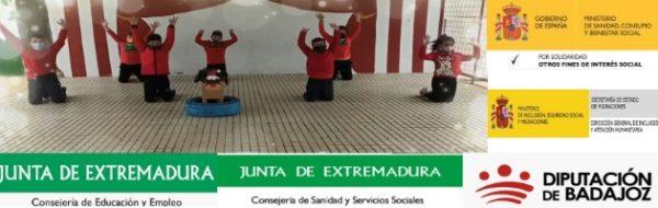 'EmocionArte': CRA Tierra de Barros y su baile navideño