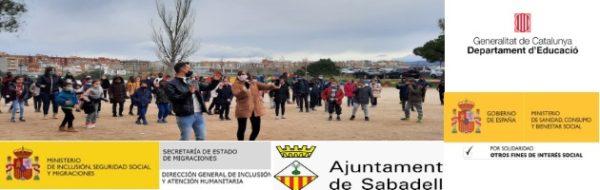 Día MUS-E Escola Joan Maragall (Sabadell): 'Jerusalema', Frank Diago, artistas invitados…