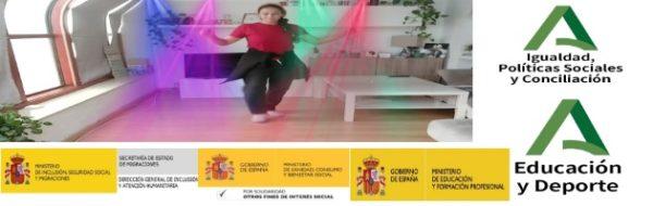 Tutorial para el alumnado en el CEEE Virgen del Amparo: 'Baile de Jerusalema'