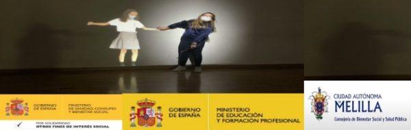 'Arte contra el coronavirus': tod@s contamos, tod@s participamos, tod@s creamos: CEIP Reyes Católicos: Danza para demostrar que si se quiere se puede