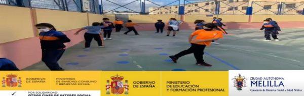 Danza, alegría, motivación y participación en el CEIP Hipódromo