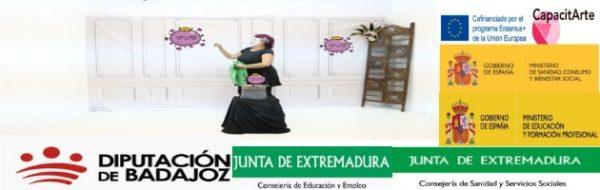 'Arte contra el coronavirus': volver al cole, porque tod@s contamos, tod@s participamos, tod@s creamos