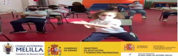 Danza en el CEIP Pedro de Estopiñán y 'Arte contra el coronavirus': tod@s contamos, tod@s participamos, tod@s creamos, porque la distancia es sólo física