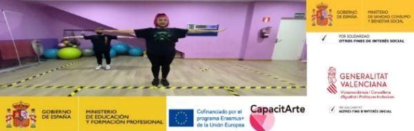 'Capacitarte': Tutoriales de Danza Urbana para luchar contra los estigmas y estereotipos: 'Waving', con Sara Zarco