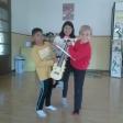 Violines humanos de 4º del Miguel de Unamuno por Rosa Castillo