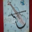 'Pensamientos de Yehudi', por los niños y niñas de 6º del CEIP Sagrado Corazón de Getafe. Enviado por Rosa Castillo.