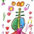Violines por la Paz del Santiago Ramón y Cajal de Ceuta