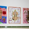 Dibujos de los alumnos y alumnas de 3º, 4º y 5º de Primar del CEIP Barriomar 74 de Murcia.