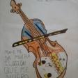 Violines por la Paz, por los niños y niñas de 4º del CEIP Miguel de Unamuno.